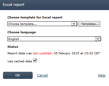 5 3 template excel report template in analysis help desk